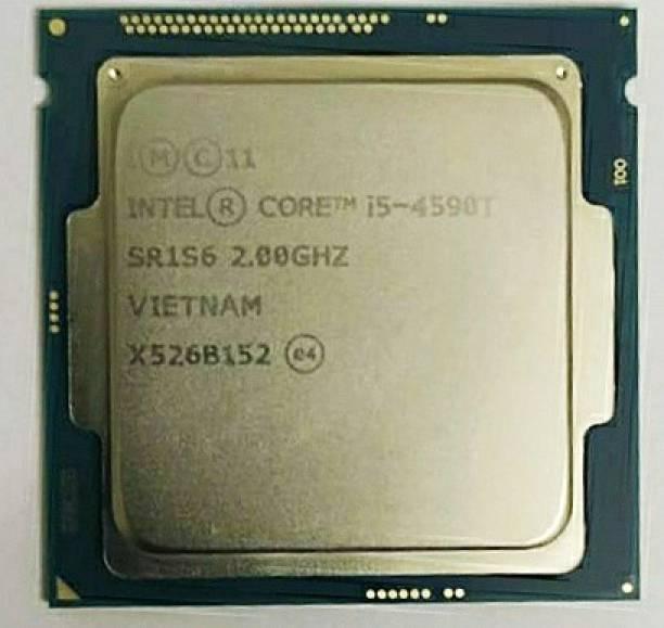 Intel I5-4590T 2 GHz LGA 1150 Socket 4 Cores 4 Threads 6 MB Smart Cache Desktop Processor