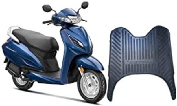 SEGGO High Quality Footmat Bike Mat Scooty Mat Honda Activa 6G Two Wheeler Mat Honda Activa 6G Two Wheeler Mat