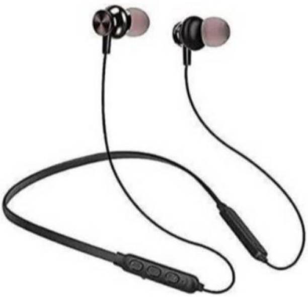 SYARA XJG_558J_m HP 17 earpods Bluetooth Headset for all Smart phones Bluetooth Headset