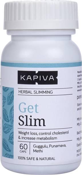 Kapiva Get Slim Capsules