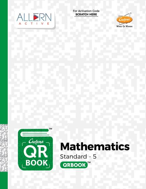Maharashtra SSC Board Std. 5 Books- Mathematics