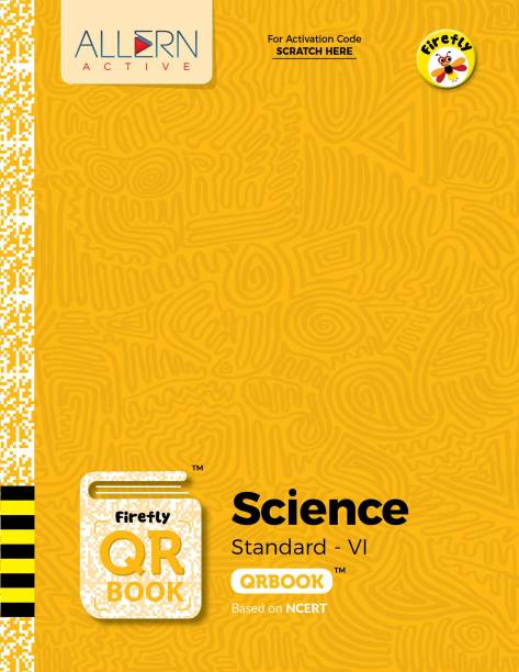 CBSE Board Std. 6 Books - Science