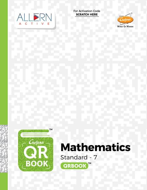 Maharashtra SSC Board Std. 7 Books- Mathematics