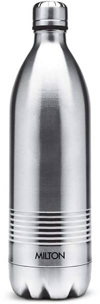 MILTON Thermosteel Hot & Cold Duo 1000Ml Bottle/Flask 1000 ml Flask