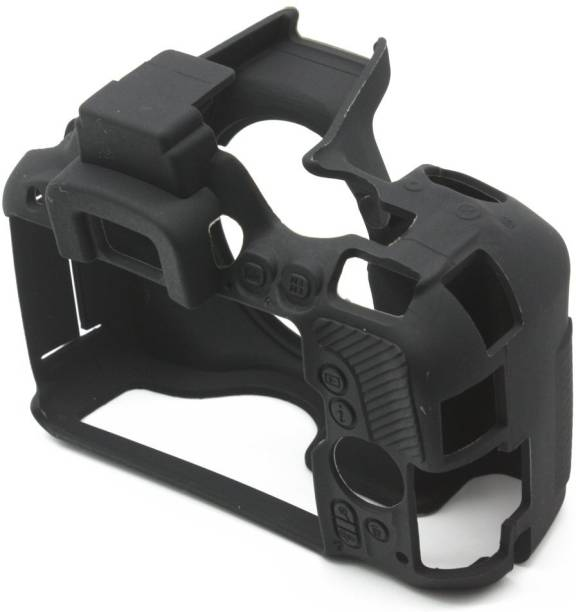DEALPICK AMZY Silicon Cover for D5500/5600 Camera Case, Professional Silicone Rubber Camera Case Cover Detachable Protective for D5500/5600 - Black  Camera Bag