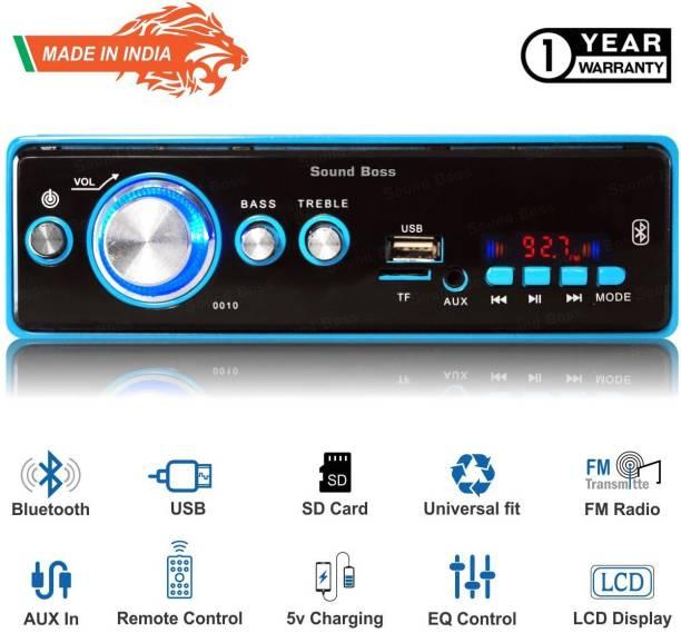 Sound Boss BLUETOOTH/USB/SD/AUX/FM/MP3 Car Stereo