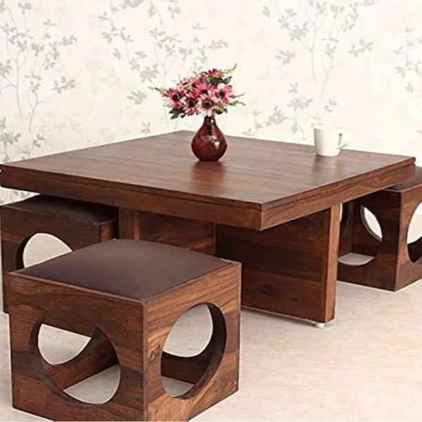 Kendalwood Furniture Solid Wood Coffee Table