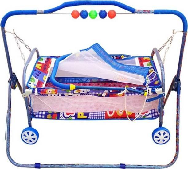 flammable New Born Baby Swing Baby Cradle Baby Crib Baby Jhula Bassinet