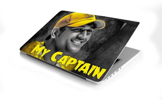 doodad My Captain American Lavie Vinyl, Satin PVC film Laptop Decal 15.6