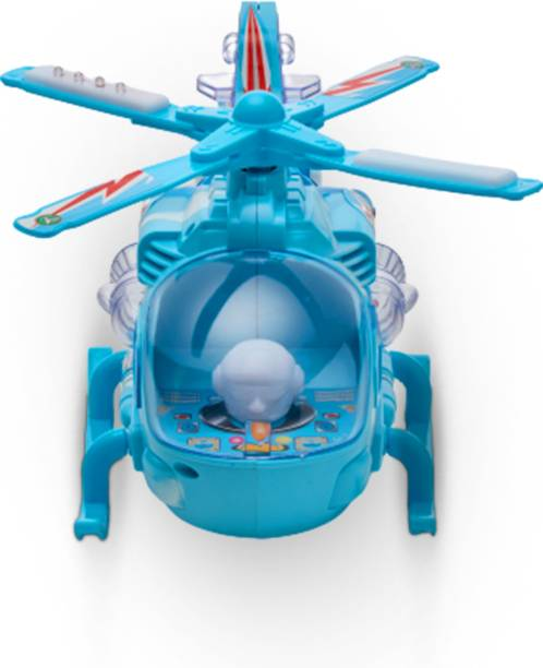 Miss & Chief Electric Helicopter