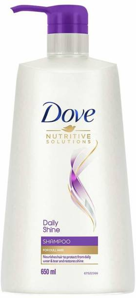DOVE Daily Shine Shampoo