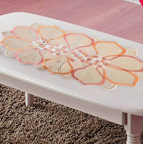 DELHI PVC CORP Multicolor 80 cm Table Runner