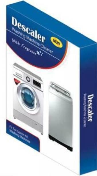 DESCALER Washing Machine Cleaner for LG, Samsung, IFB, Bosch, Whirlpool, Haier, Godrej Top/Front Load[ PACK OF 1] 100 gm Detergent Powder Detergent Powder 100 ml Detergent Powder 100 ml