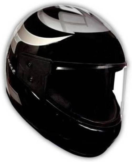 drr teleservices Great Strong ( ISI APPROVED ) Motorbike Helmet (Black) Motorbike Helmet