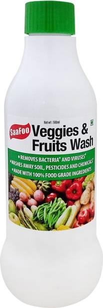 Saafoo Veggies and Fruits Wash