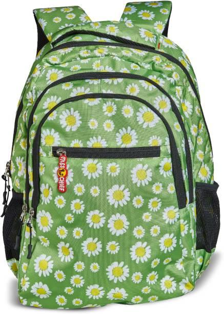 Miss & Chief Sunflower Waterproof School Bag