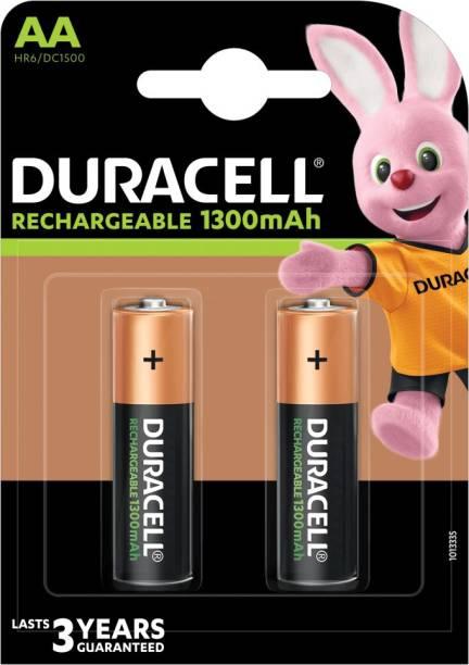 DURACELL Plus A A - 2 Pcs - 1300 mAh  Battery