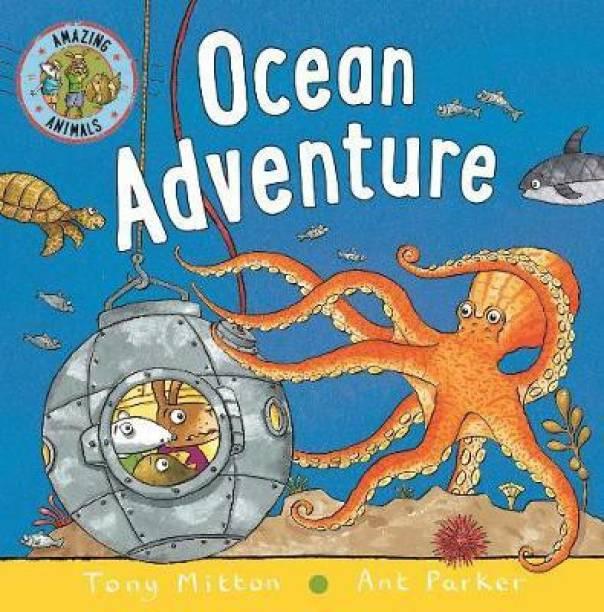 Amazing Animals: Ocean Adventure