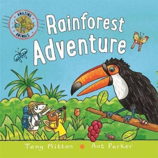 Amazing Animals: Rainforest Adventure