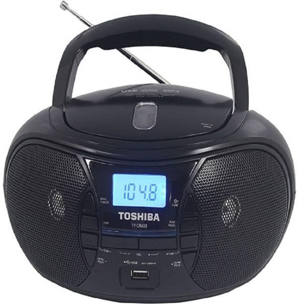 TOSHIBA TY-CRU20 CD Boom Box Boom Box