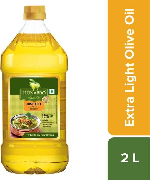 LEONARDO Extra Light Refined Olive Oil Plastic Bottle
