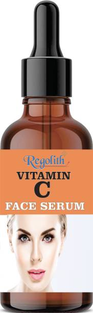 Regolith Profession Vitamin C Serum + Moisturiser - for Soft & Radiant Skin With Antioxidants, Hyaluronic Acid