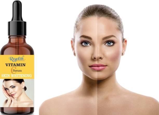 Regolith Vitamin C Serum Powerful Anti-aging, whitening skin netural seruma All type Face serum