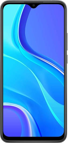 Redmi 9 Prime (Matte Black, 64 GB)
