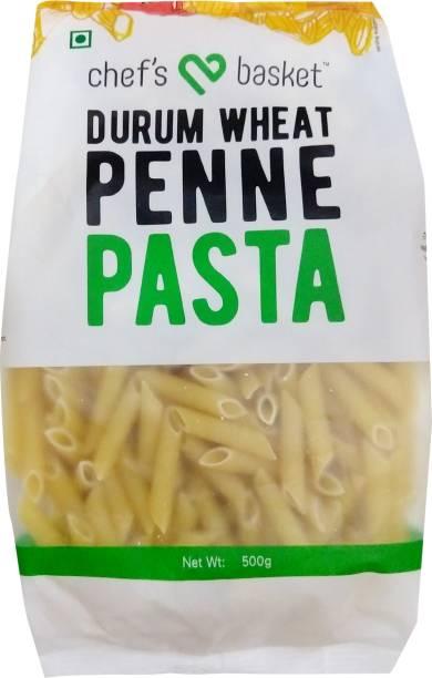 CHEF'S BASKET Durum Wheat Penne Pasta