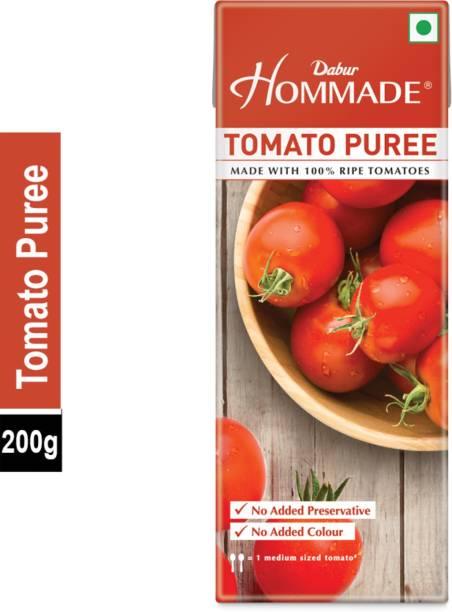 Dabur Hommade Tomato Puree