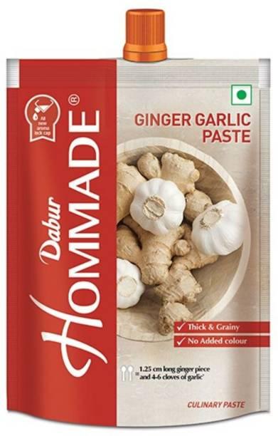 Dabur Hommade Ginger Garlic Paste
