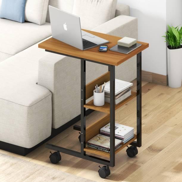 Flipkart Perfect Homes Studio Wood Portable Laptop Table