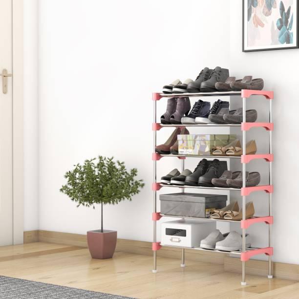 Flipkart Perfect Homes Studio Metal Shoe Stand