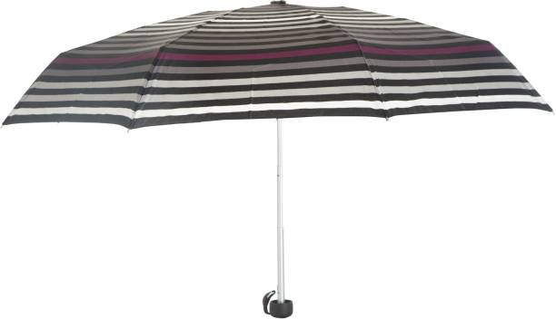 Emblazon 5 -Fold Aluminium Alloy Very Light Weight Multicolor Umbrella