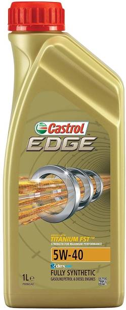Castrol Edge Synthetic Blend Engine Oil