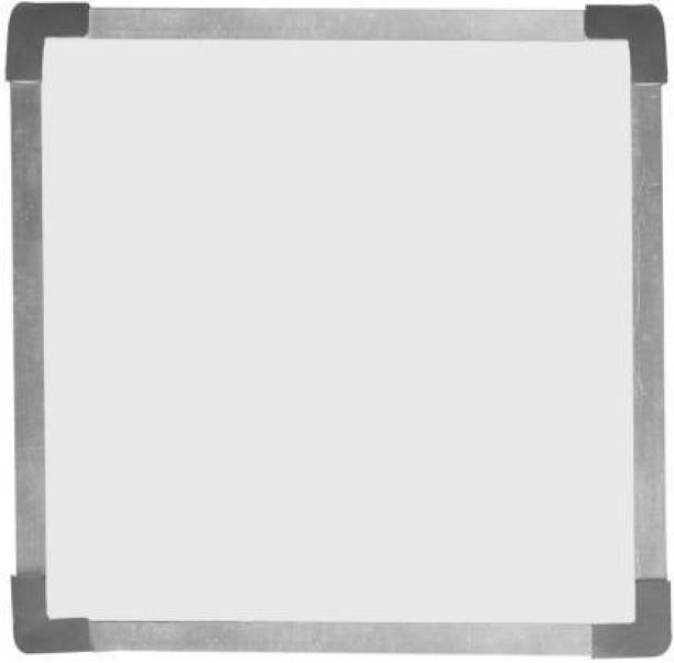 Ishan creation Non Magnetic Hanging Black and 1 FT X 1 FT Whiteboards