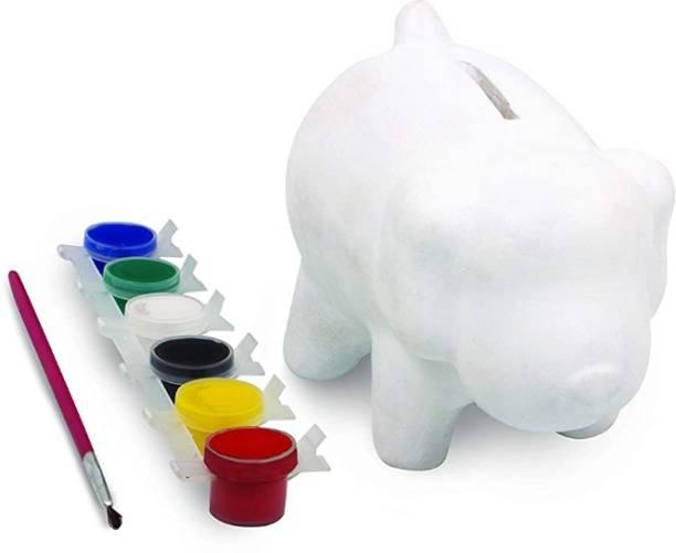 Funskool Handycrafts Puppy Coin Bank