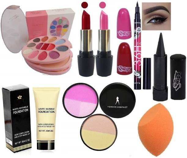 SWIPA All In One Makeup Kit For Women(DFG23158)