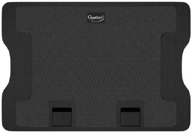 QUANTUM QHMPL 350 BLACK 1 Fan Cooling Pad