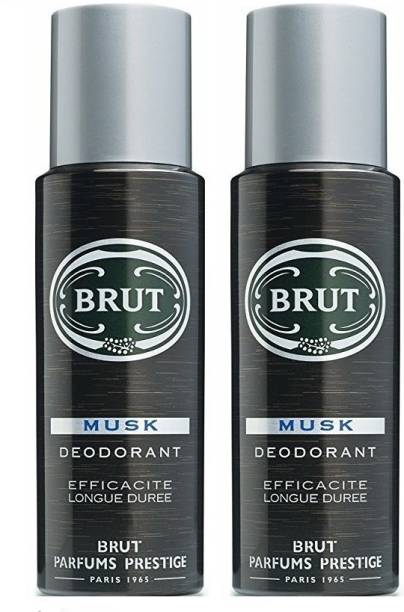 BRUT MUSK DEODORENT Deodorant Spray  -  For Men & Women
