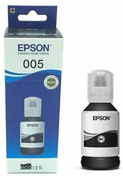 Epson 005 120 ml Black Ink Bottle Black Ink Bottle