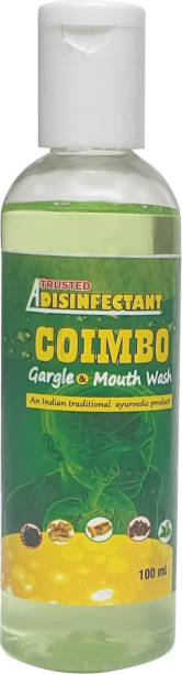COIMBOO Adisinfectant Gargle Mouth Wash - Cool Mint