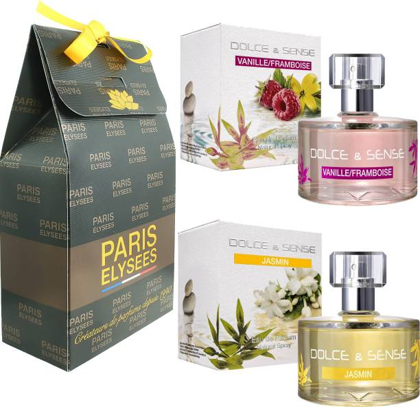 Paris Elysees Dolce & Sense Jasmin & Framboise Eau de Parfum  -  60 ml