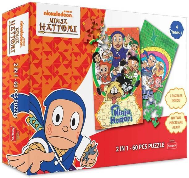 FUNSKOOL Ninja Hattori Puzzle