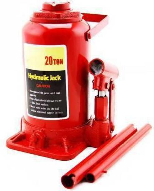 ZOLDYCK (20000 kg) 20 Ton Capacity Hydraulic Bottle Vehicle Jack Stand