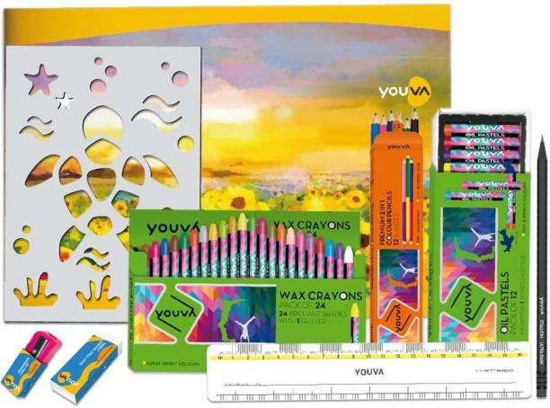 NAVNEET Youva Art Kit