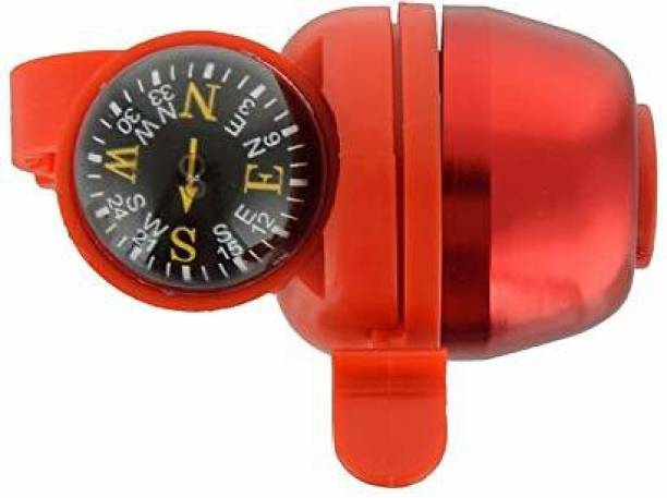 SHRI BICYCLESs Bicycle Navigation Bike Compass bell Bell