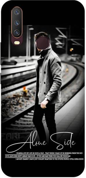 mnu Back Cover for Vivo Y12 Boy_stylish_photo