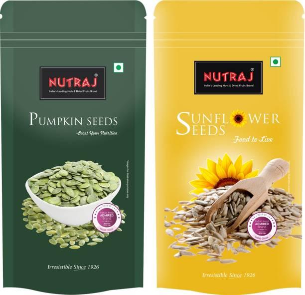 Nutraj Sunflower & Pumpkin Seeds