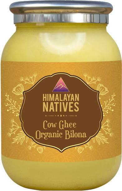 Himalayan Natives Organic cow Bilona ghee Ghee 250 ml Plastic Bottle